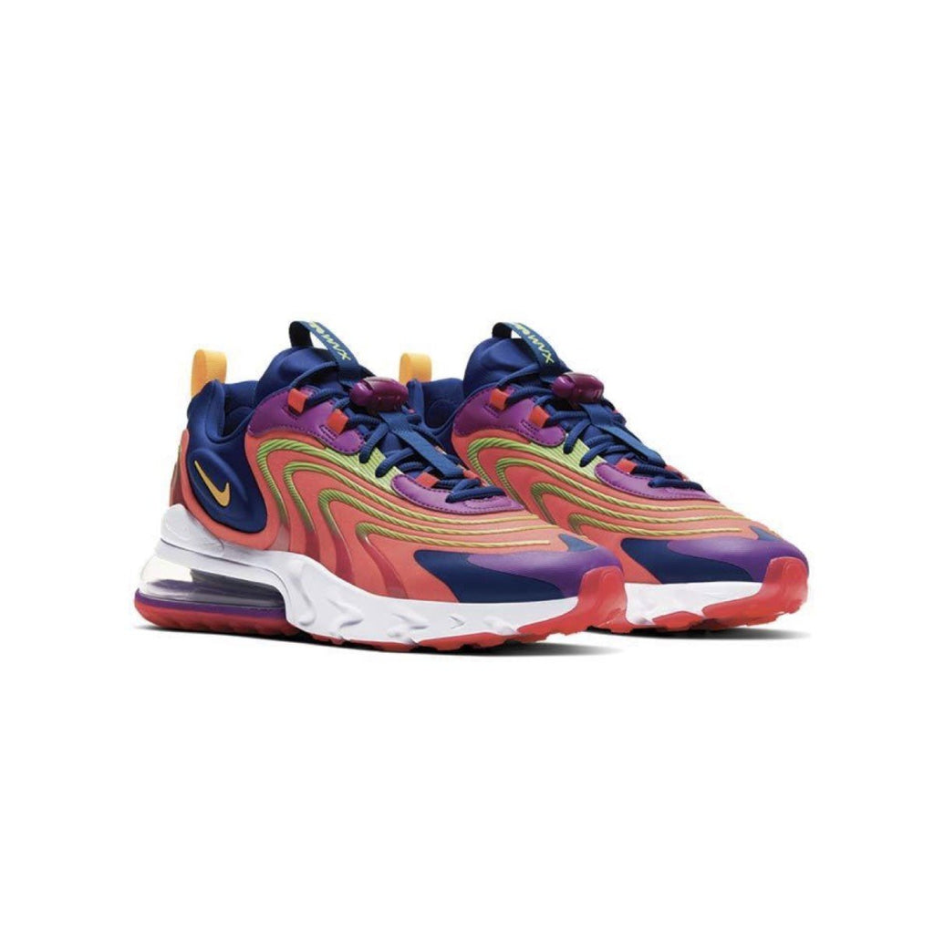 Nike Men's Air Max 270 React ENG Laser Crimson