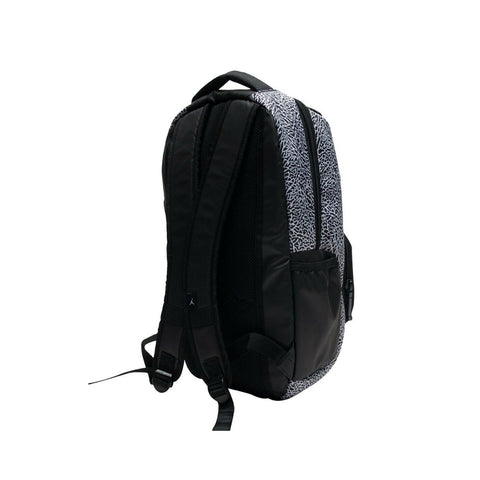 Air Jordan Jumpman Black Cement Print Backpack - KickzStore