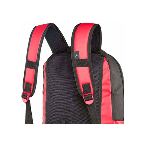 Air Jordan Jumpman All World Gym Red Black Laptop Backpack - KickzStore