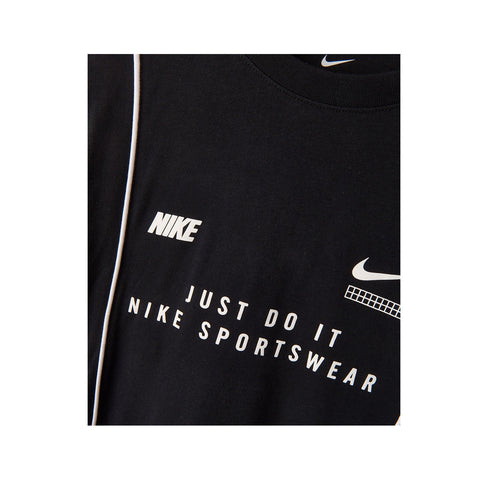 Nike Men's DNA Pack Tee Black White