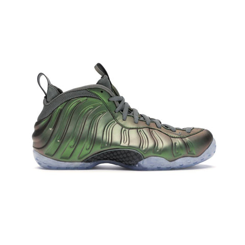 Nike Women's Air Foamposite One 'Shine' Iridescent Dark Stucco Green