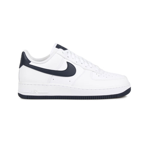 Nike Women's Air Force 1 '07 White Obsidian Blue