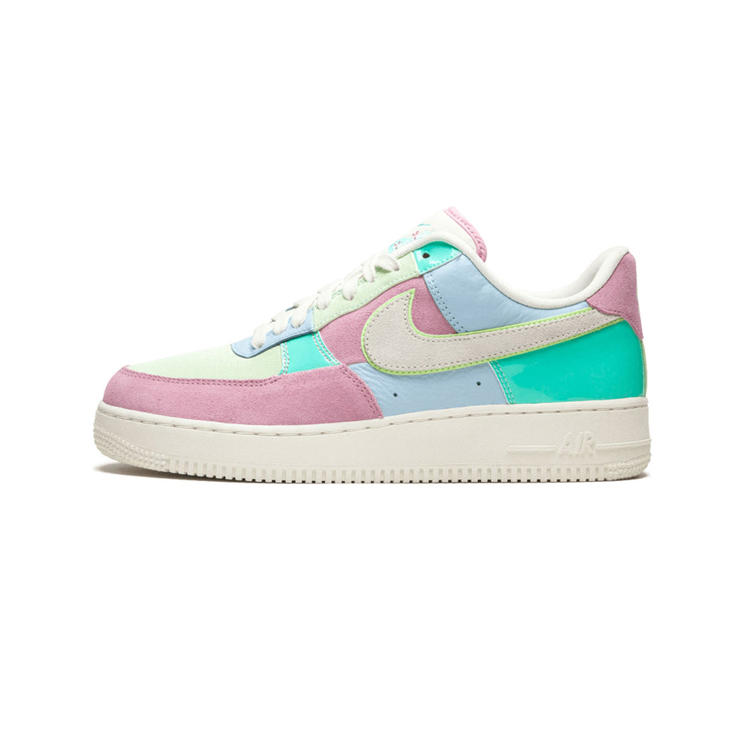Nike Men's Air Force 1 Low '07 QS Spring Patchwork Easter 2018 Release