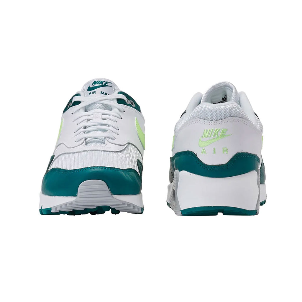 Nike Men's Air Max 90/1 Dark Green Spruce Lime - KickzStore