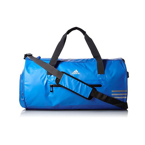 Adidas Unisex Originals Climacool Small Blue Silver Team Sport Duffel Bag
