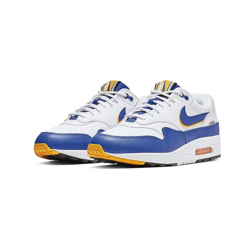 Nike Air Max 1 SE Windbreaker White University Gold Game Royal