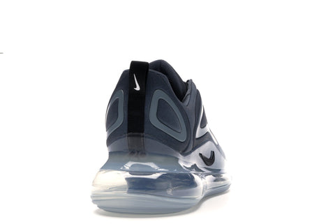 Nike Men's Air Max 720 Moon Cool Grey Wolf Grey Black Running Shoes
