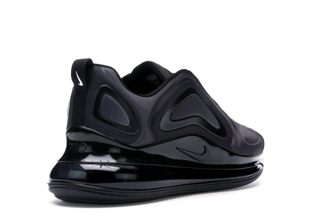 Nike Men's Air Max 720 Total Eclipse Triple Black