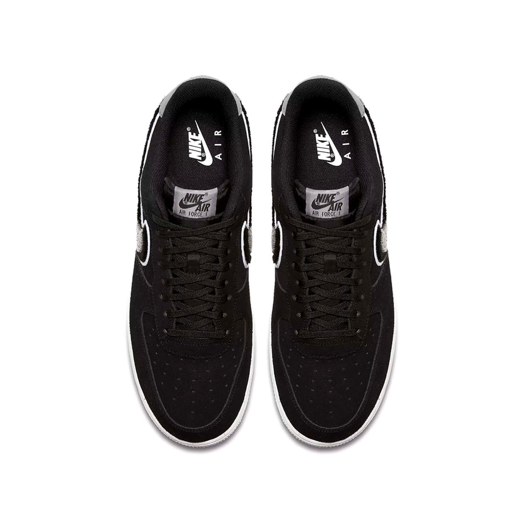 Nike Big Kid's Air Force 1 LV8 GS Black Grey - KickzStore
