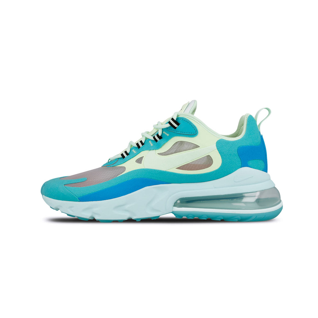 Nike Men's Air Max 270 React Hyper Jade Frosted Spruce