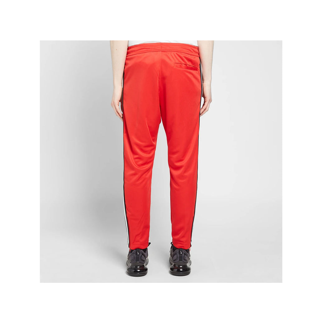 Nike Men's NSW Tribute OH Jogger Track Pants Red Black White