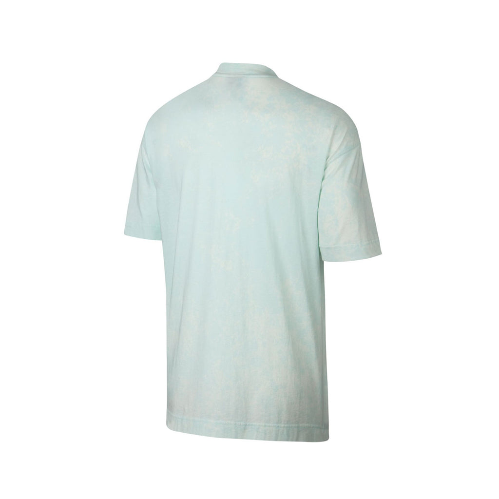 Nike Men's NSW Sportswear Washed Mint Green Just Do It T-Shirt