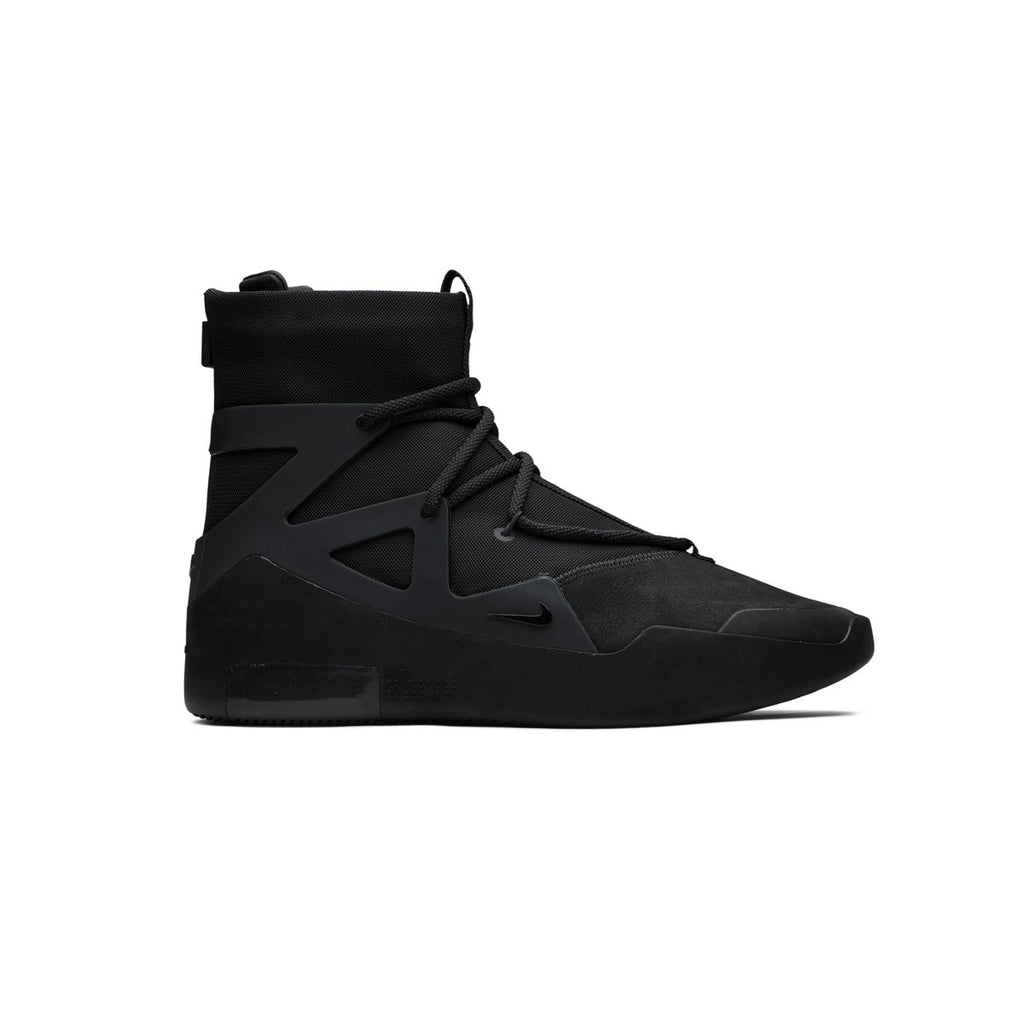 Nike Men's Air Fear of God 1 Triple Black NWOB
