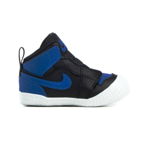 Air Jordan 1 I Crib Bootie Black Varsity Royal
