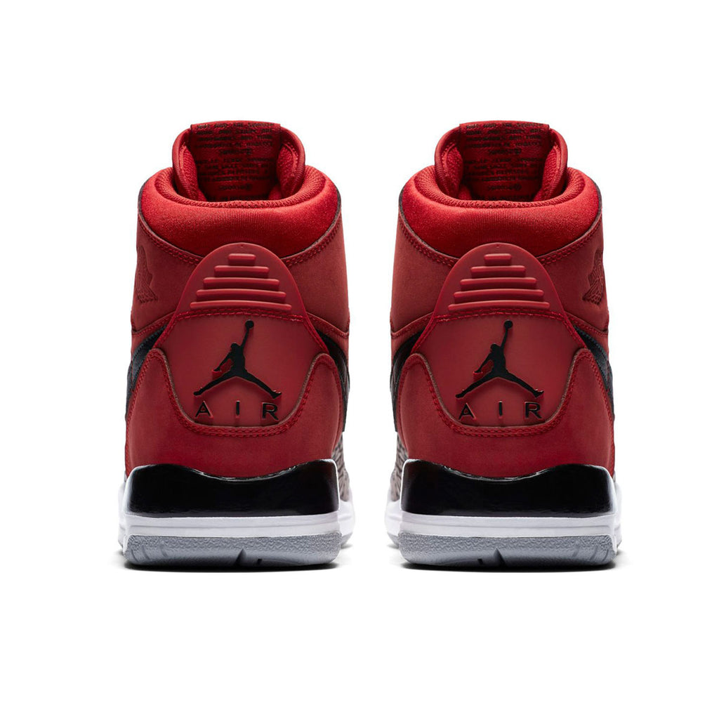 Air Jordan Kid's Legacy 312 GS Toro Red