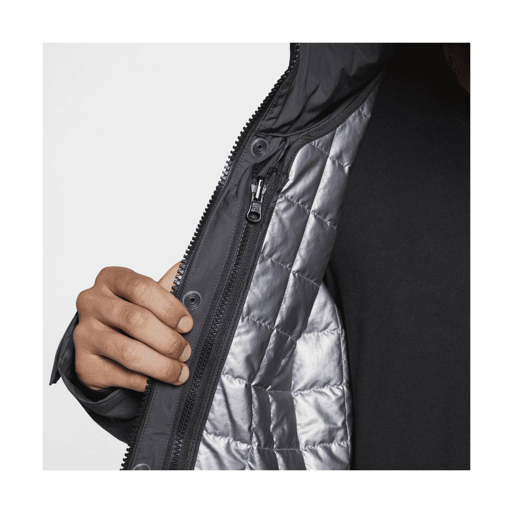 Nike Tech Pack Thermore Insulation Jacket w/ Reversible Vest 3-IN-1 Anthracite