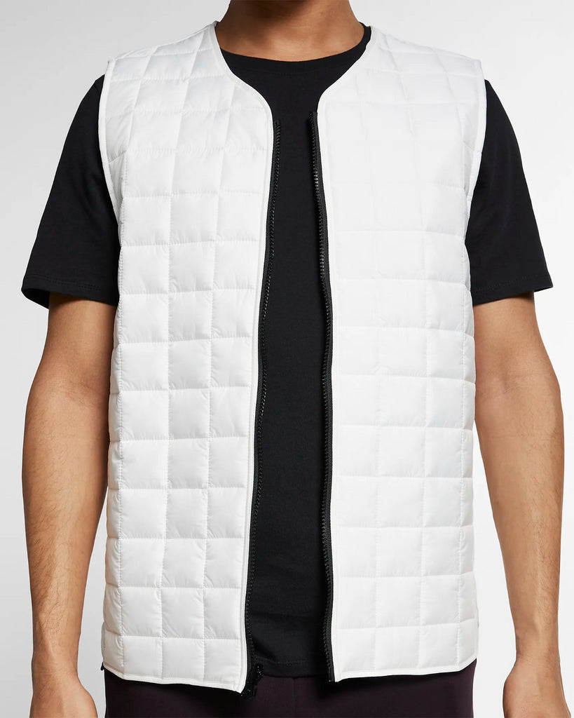 Nike Men's Tech Pack Thermore Insulation Jacket w/ Reversible Vest 3-IN-1 White - KickzStore
