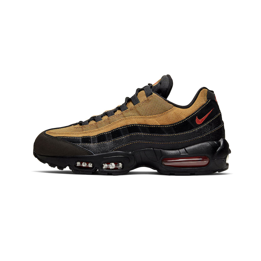 Nike Men's Air Max 95 Essential Cosmic Clay Black - KickzStore