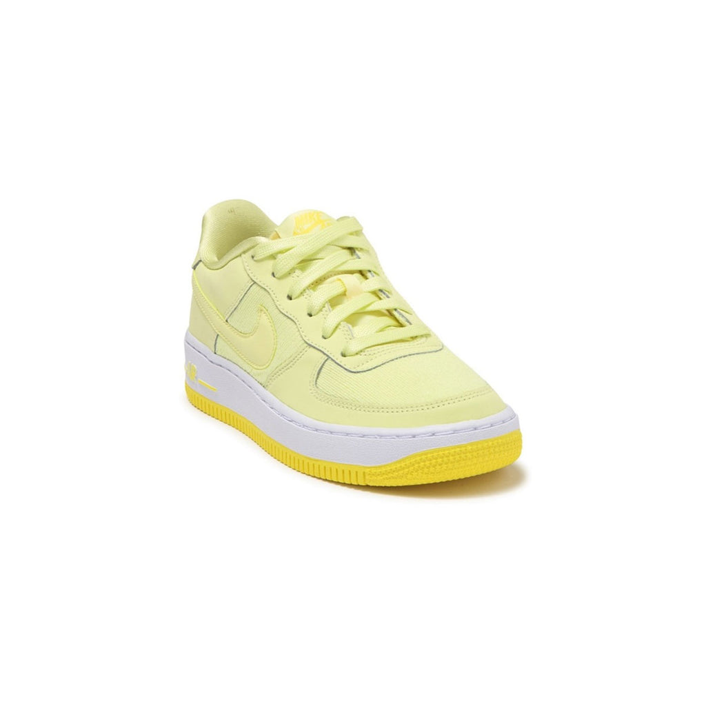 Nike Big Kid's Air Force 1 LV8 GS Citron Tint - KickzStore