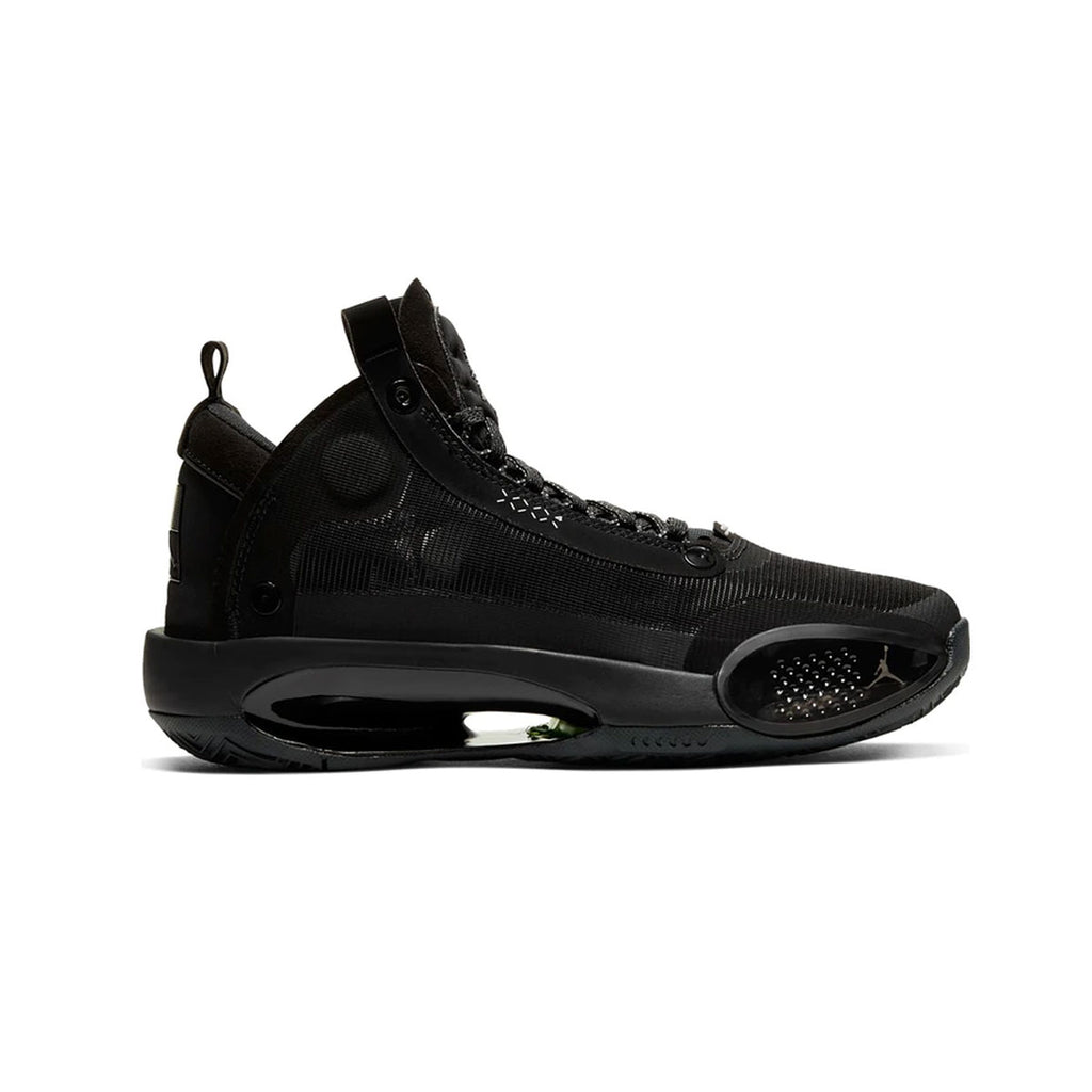 Air Jordan Big Kid's 34 GS Black Cat - KickzStore