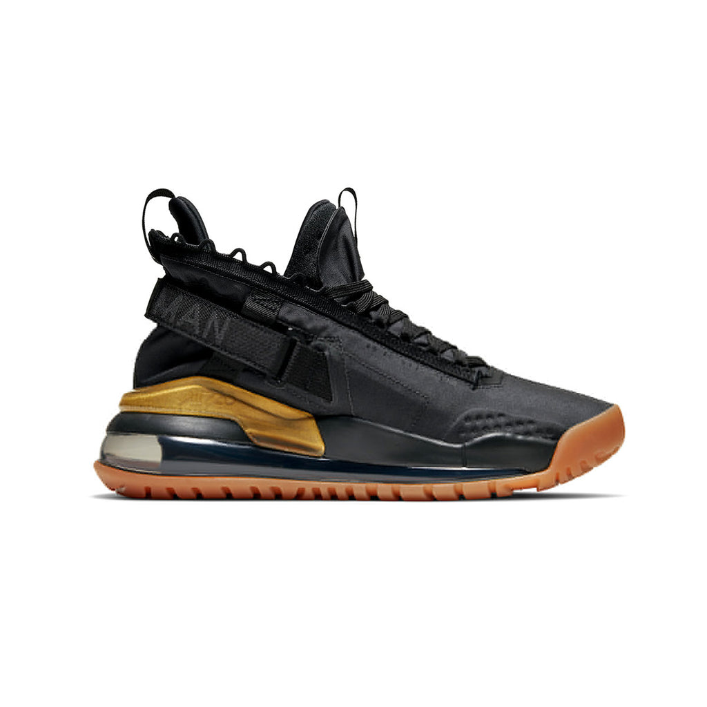 Air Jordan Men's Proto Max 720 Black Gold Gum