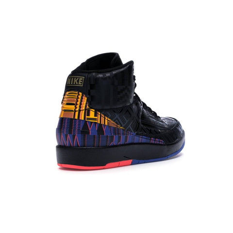 Air Jordan Men's 2 II Retro Black History Month BHM (2019)