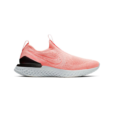 Nike Women's Epic Phantom React Flyknit Bright Melon