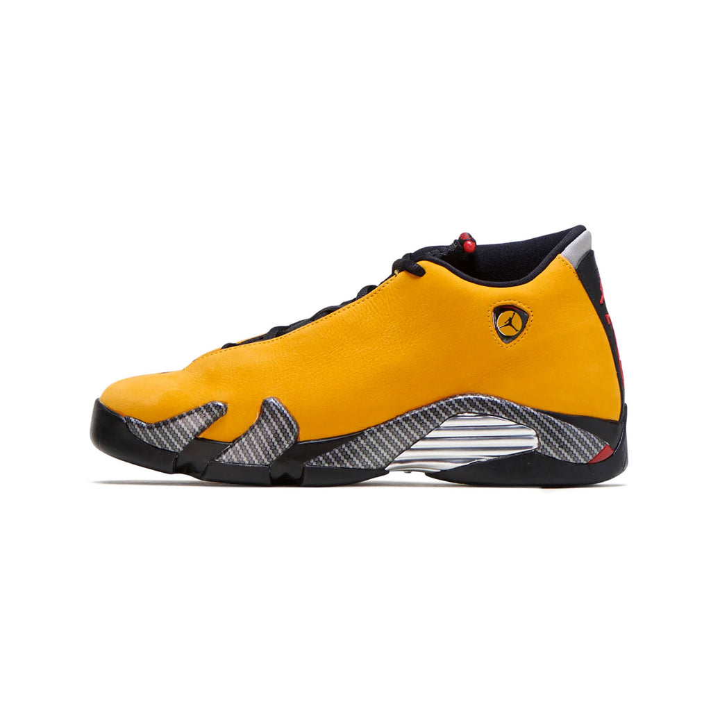 Air Jordan Big Kid's GS 14 XIV Retro Yellow Ferrari - KickzStore