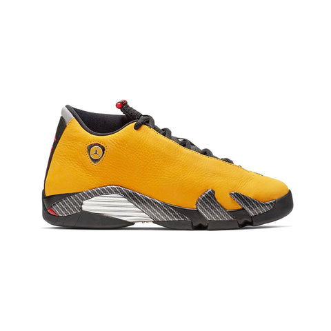 Air Jordan Big Kid's GS 14 XIV Retro Yellow Ferrari
