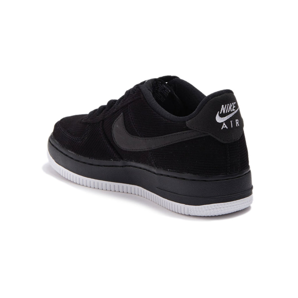 Nike Big Kid's Air Force 1 LV8 GS Black - KickzStore