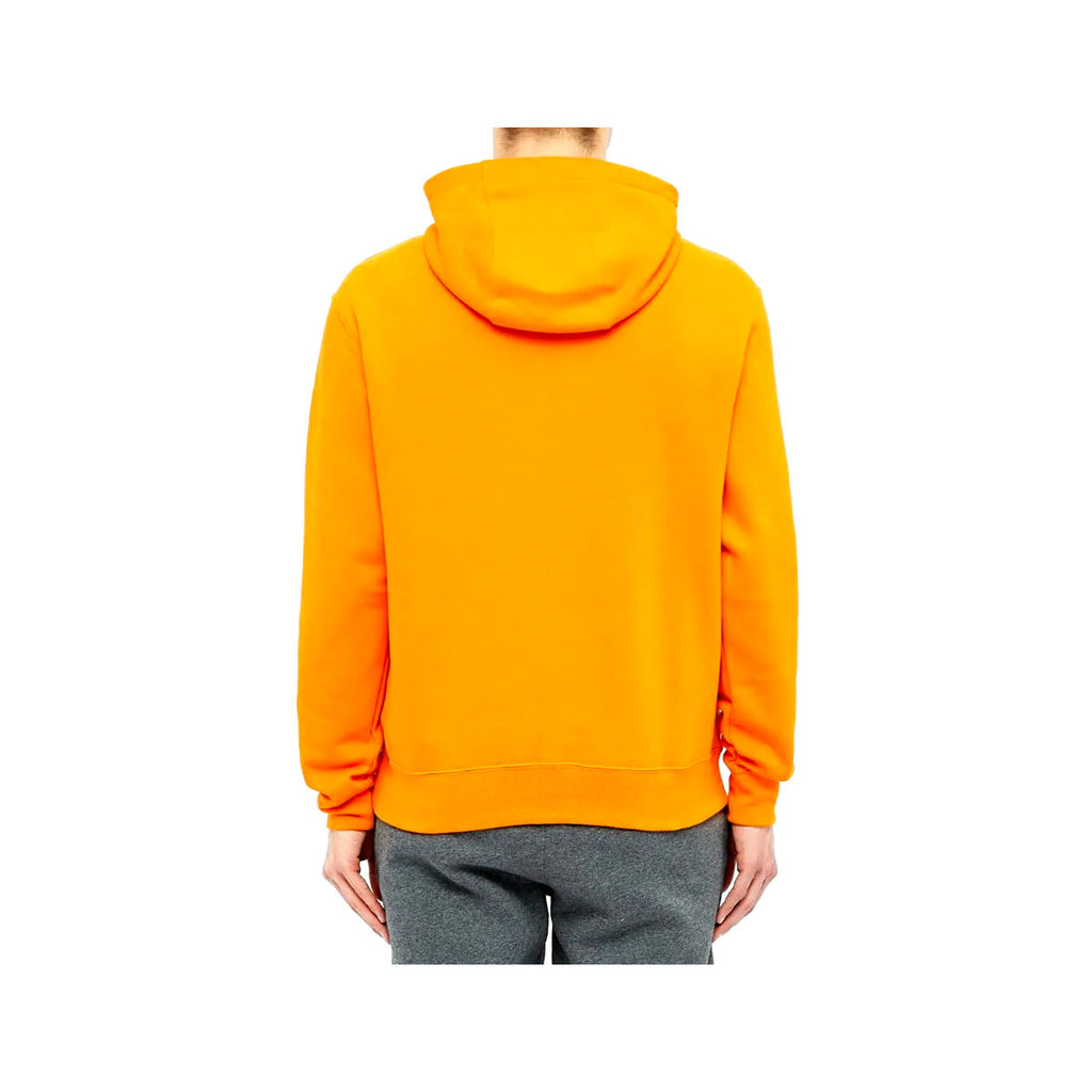 Nike Men's Sportswear Club Fleece Pullover Hoodie Orange