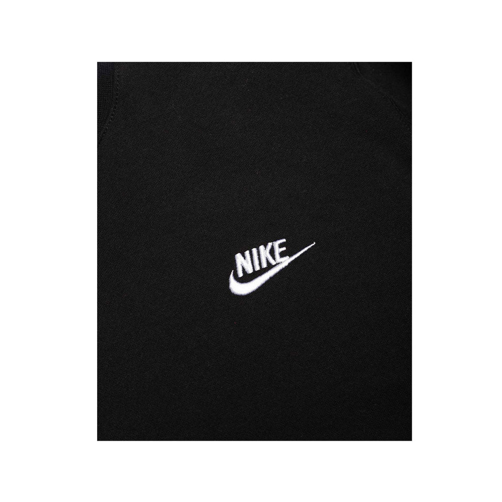 Nike Men's Sportswear Club Fleece Crewneck Sweatshirt Black