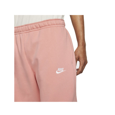 Nike Men's Sportswear NSW Club Fleece Joggers Pink Quartz