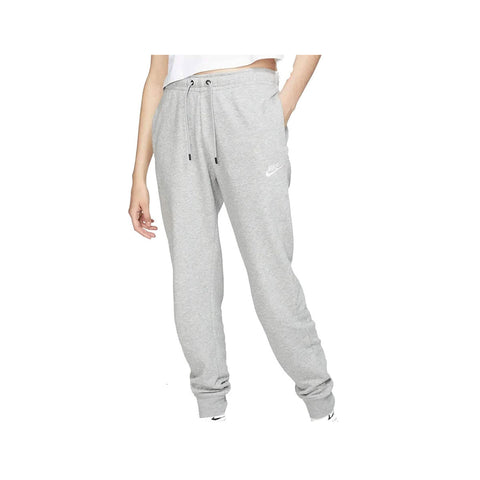 Nike Women's NSW Essential Club Fleece Jogger Pants Grey Heather