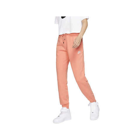 Nike Women's NSW Essential Club Fleece Jogger Pants  Pink Quartz