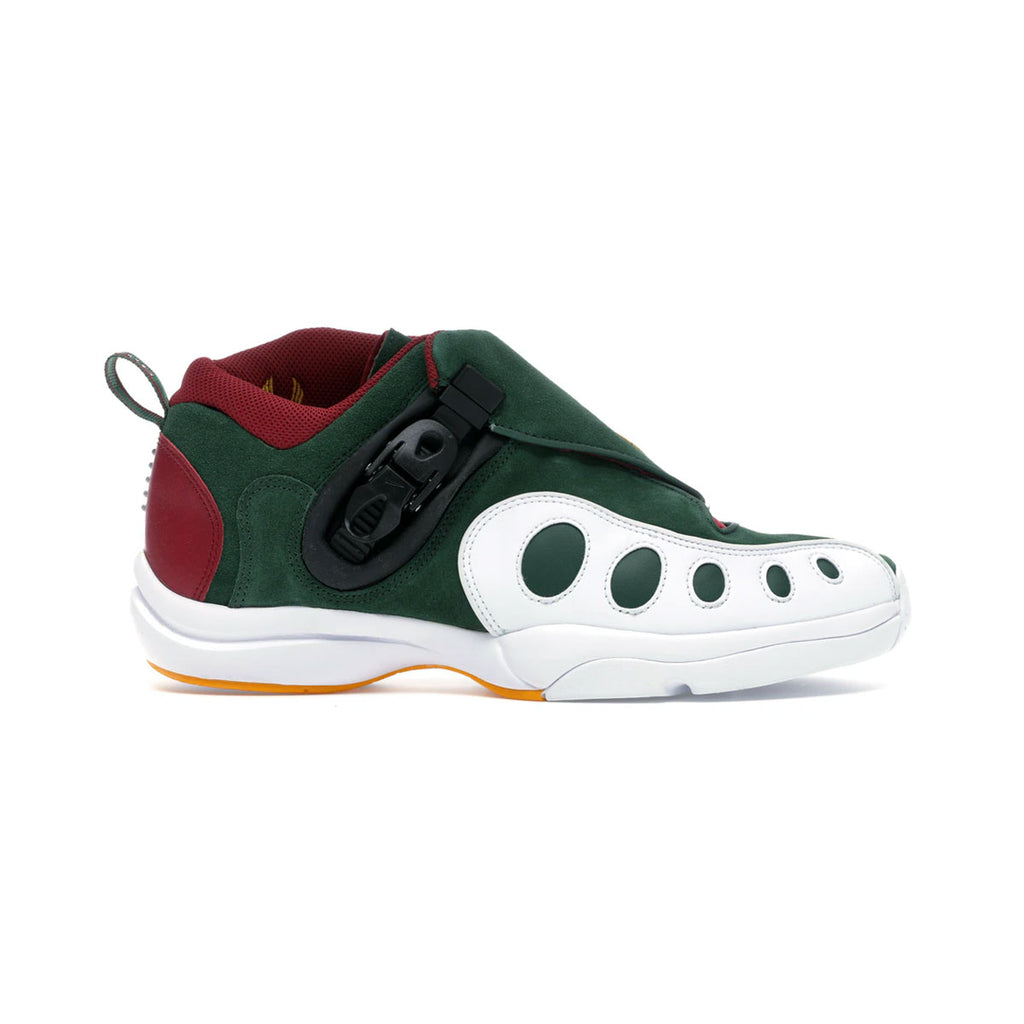 Nike Men's Zoom GP 'Sonics' Olive Green White - KickzStore
