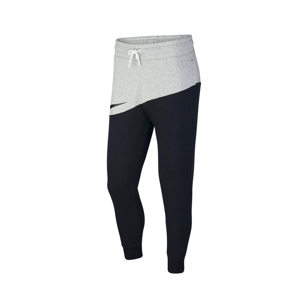 Nike Men's NSW Swoosh Jogger Pants Black Grey