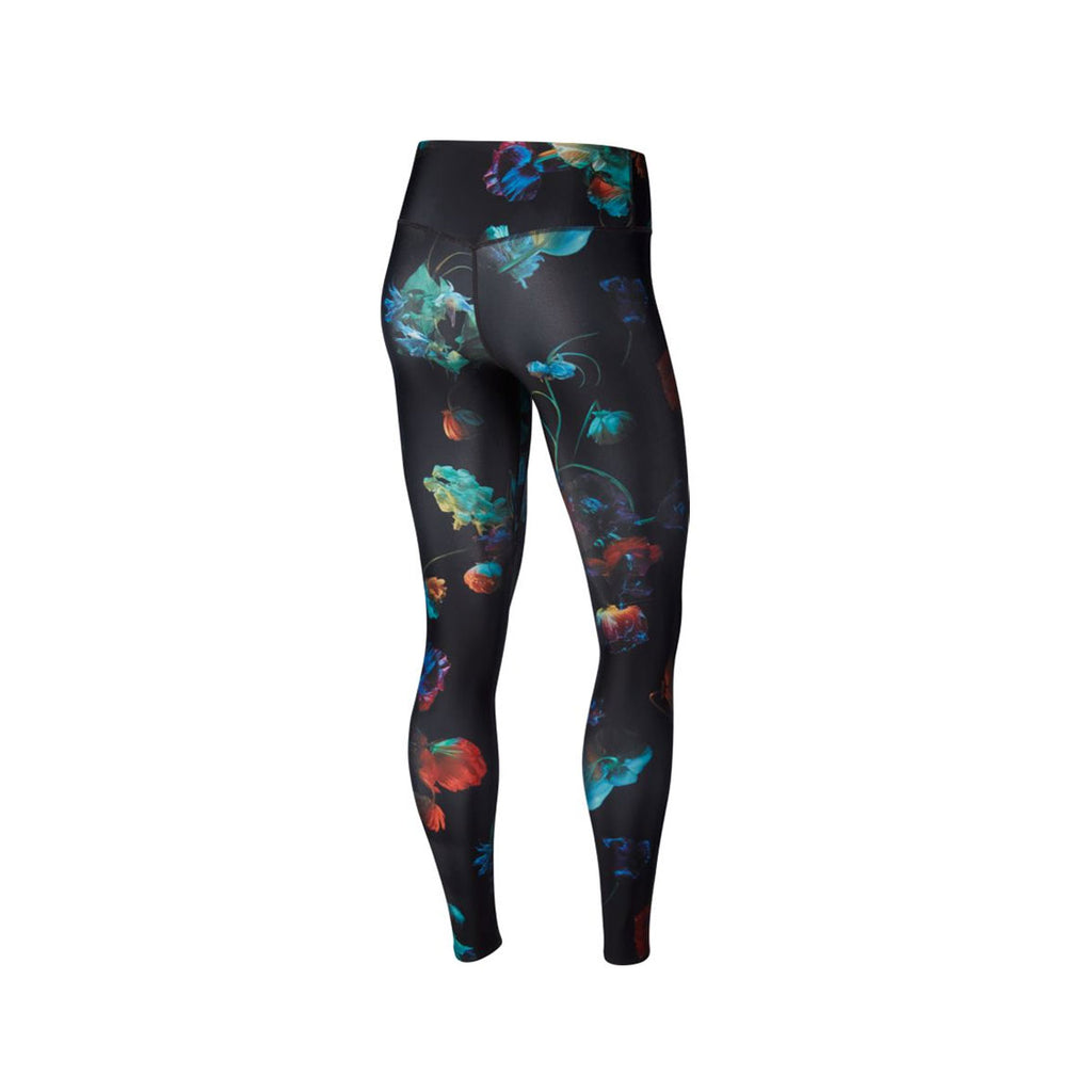 Nike Women's The One Tight Fit Floral Print Power Performance Tights