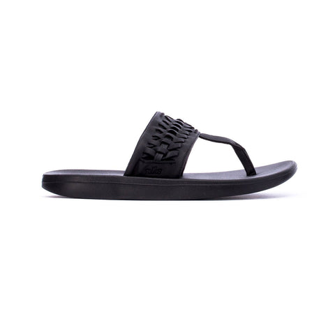 Nike Women's Bella Kai Thongs 2 Slides Black