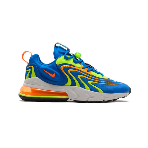 Nike Men's Air Max 270 React ENG Soar Total Orange Volt