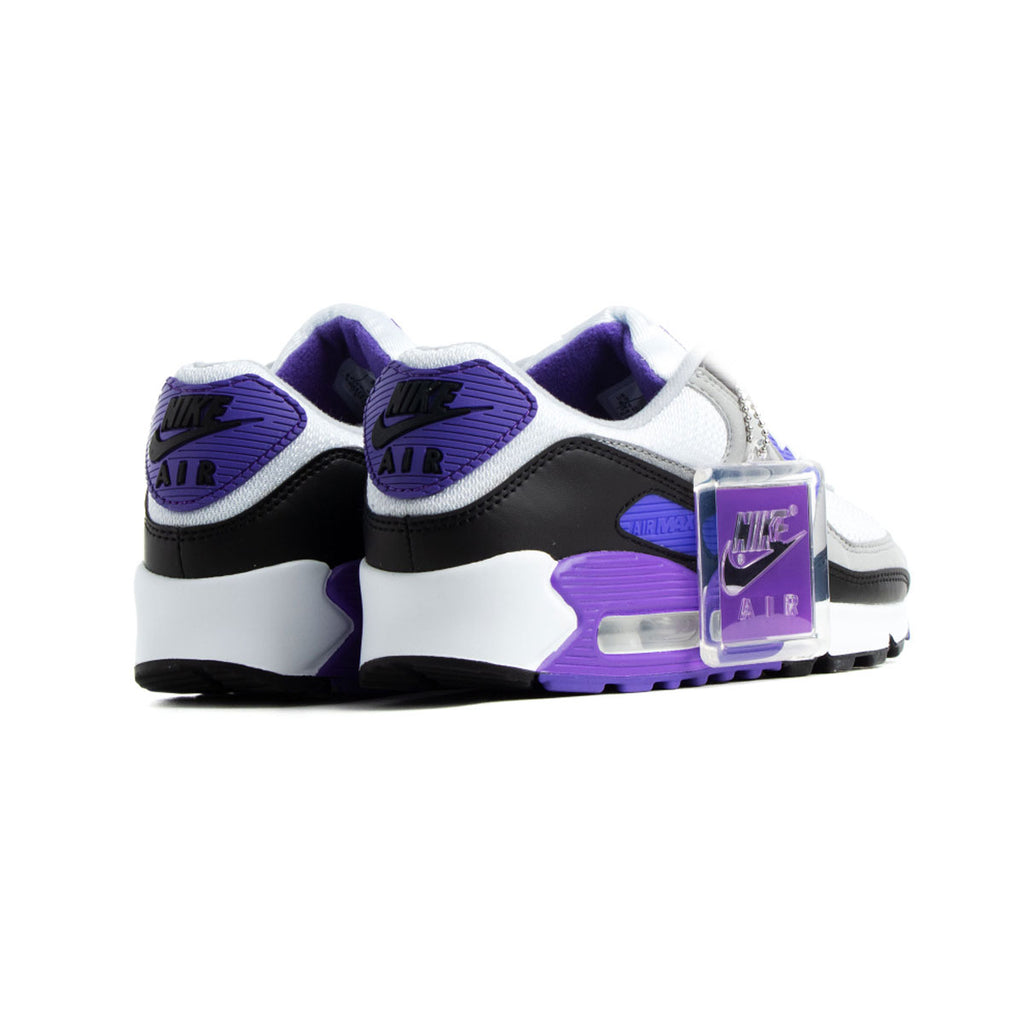 Nike Women's Air Max 90 'Hyper Grape' Purple Gray' - KickzStore