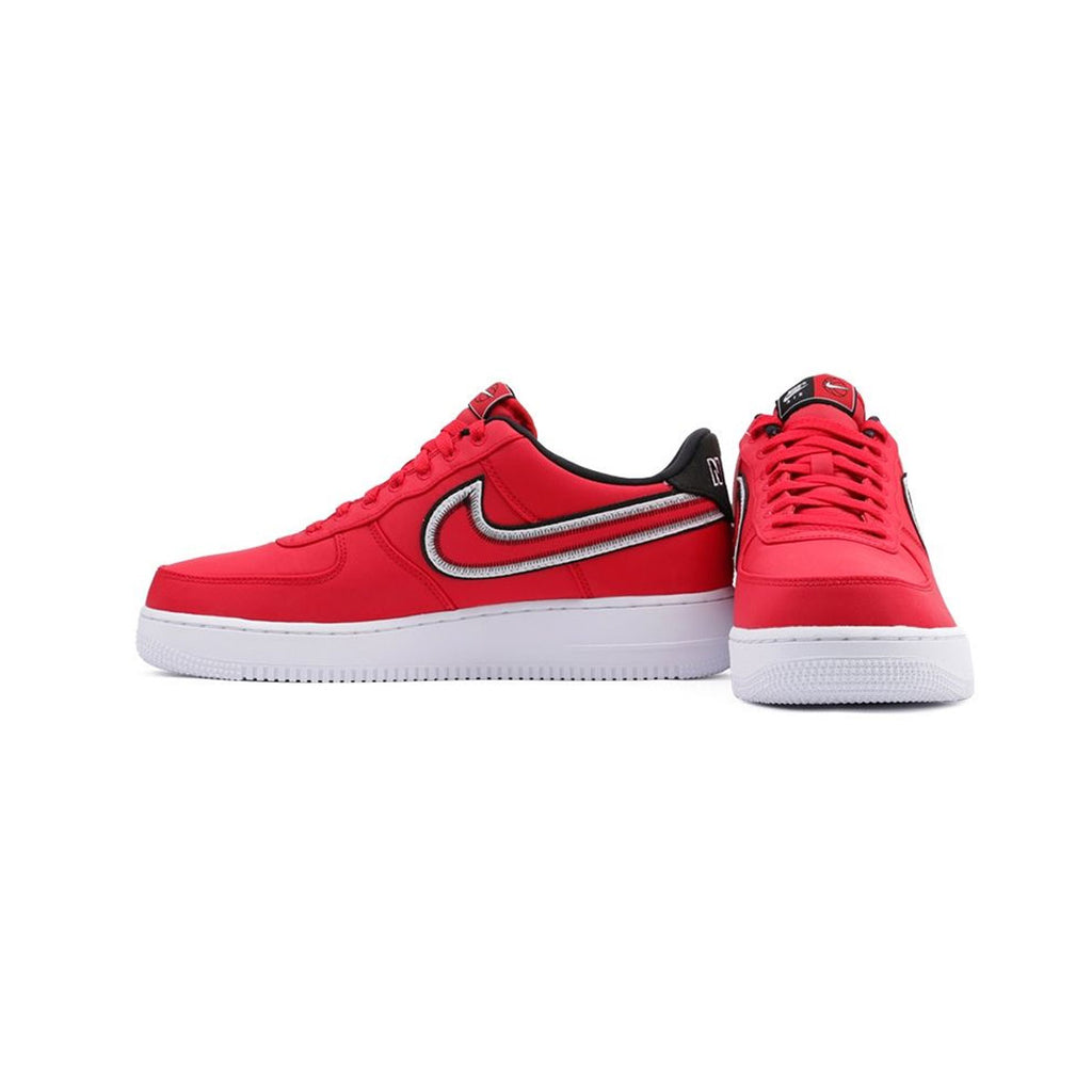 Nike Men's Air Force 1 '07 LV8 1 University Red White - KickzStore