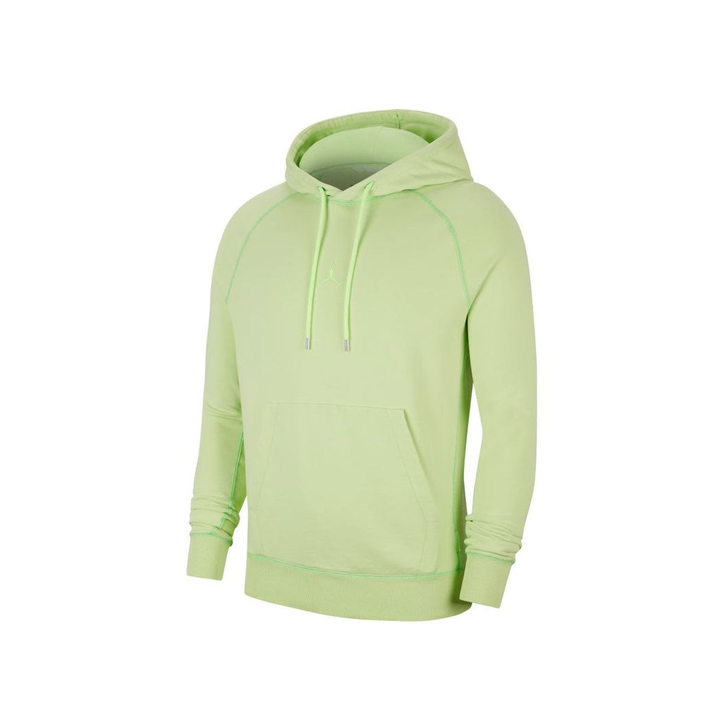 Air Jordan Men's MJ Wings Neon Washed Fleece Hoodie