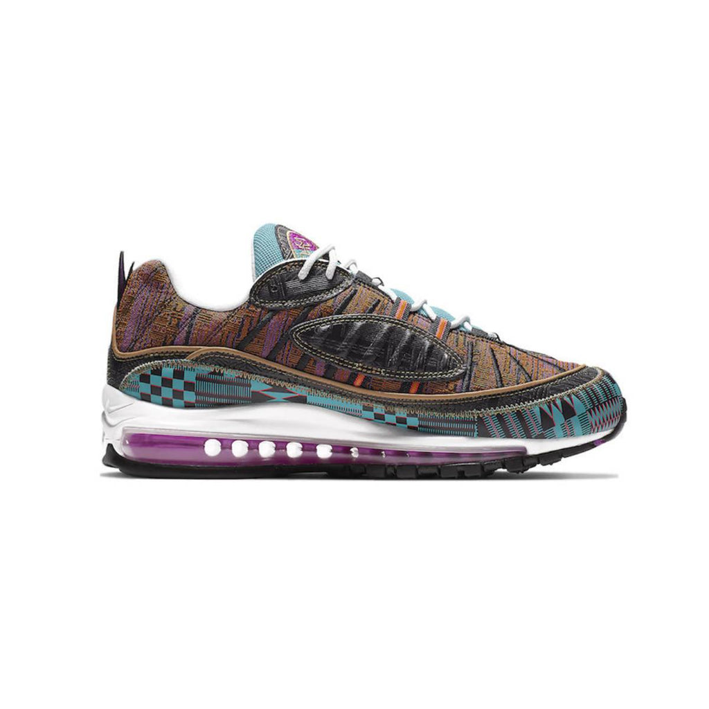 Nike Men's Air Max 98 QS BHM Black History Month - KickzStore