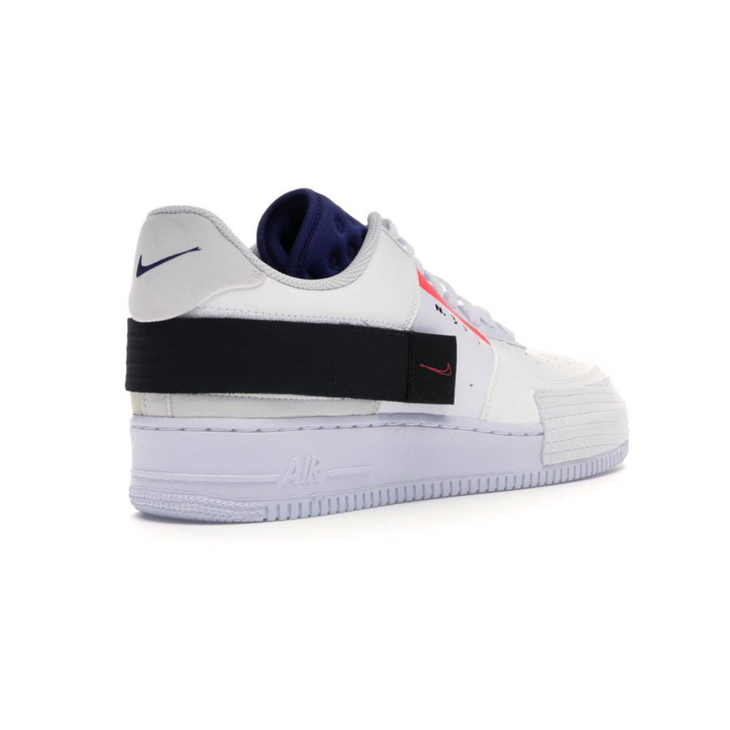 Nike Men's Air Force 1 Low AF1 Type Summit White