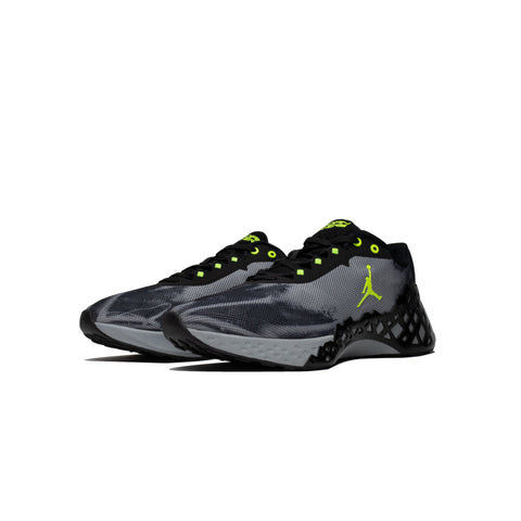 Air Jordan Men's Trunner LT Particle Grey Volt Black Training Shoes