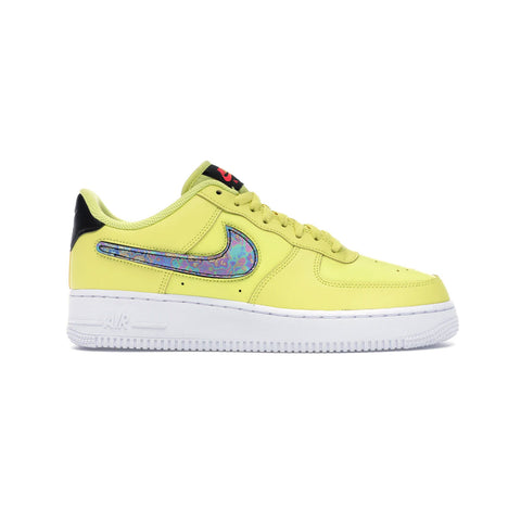 Nike Men's Air Force 1 '07 LV8 Yellow Pulse