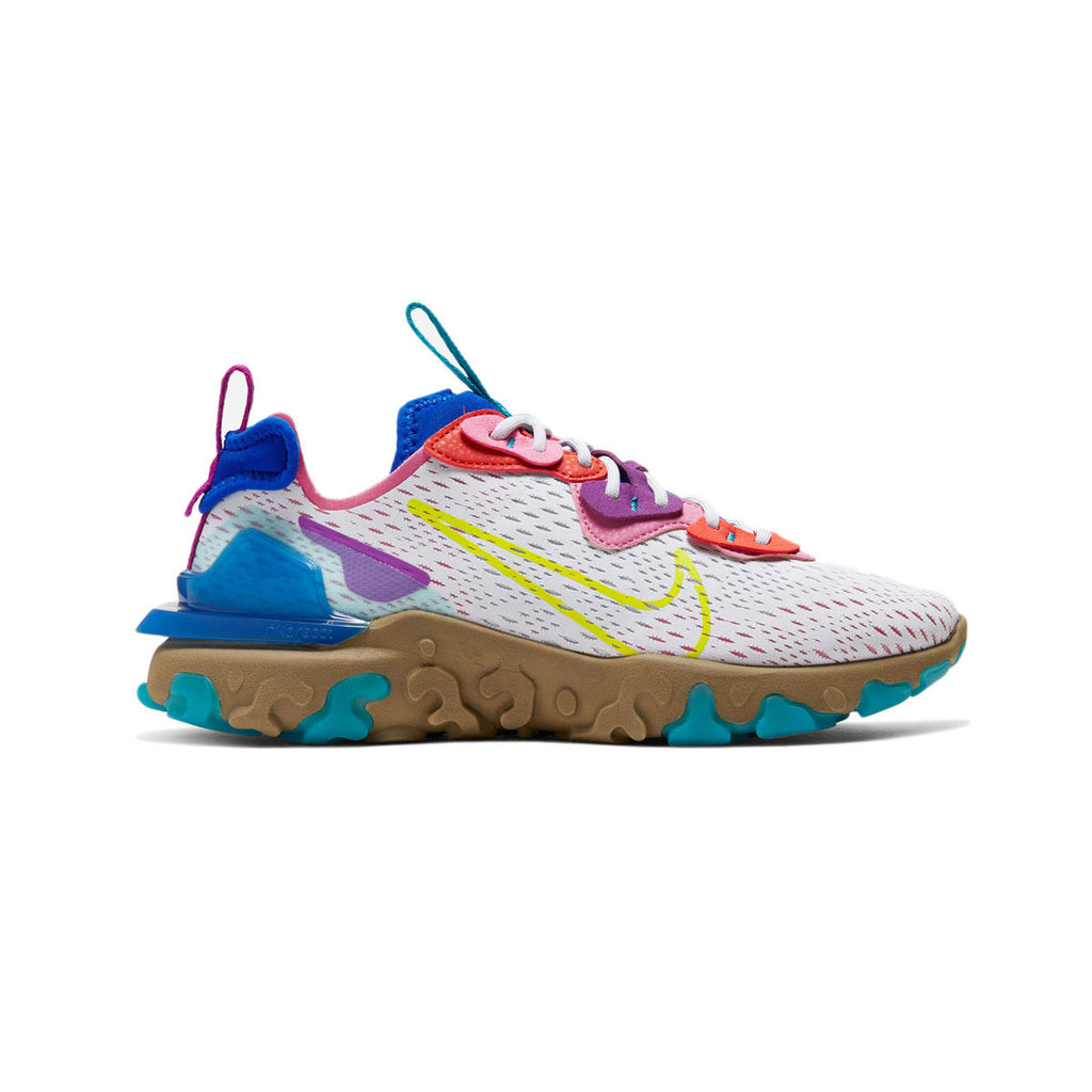 Nike Women's React Vision D/MS/X Photon Dust