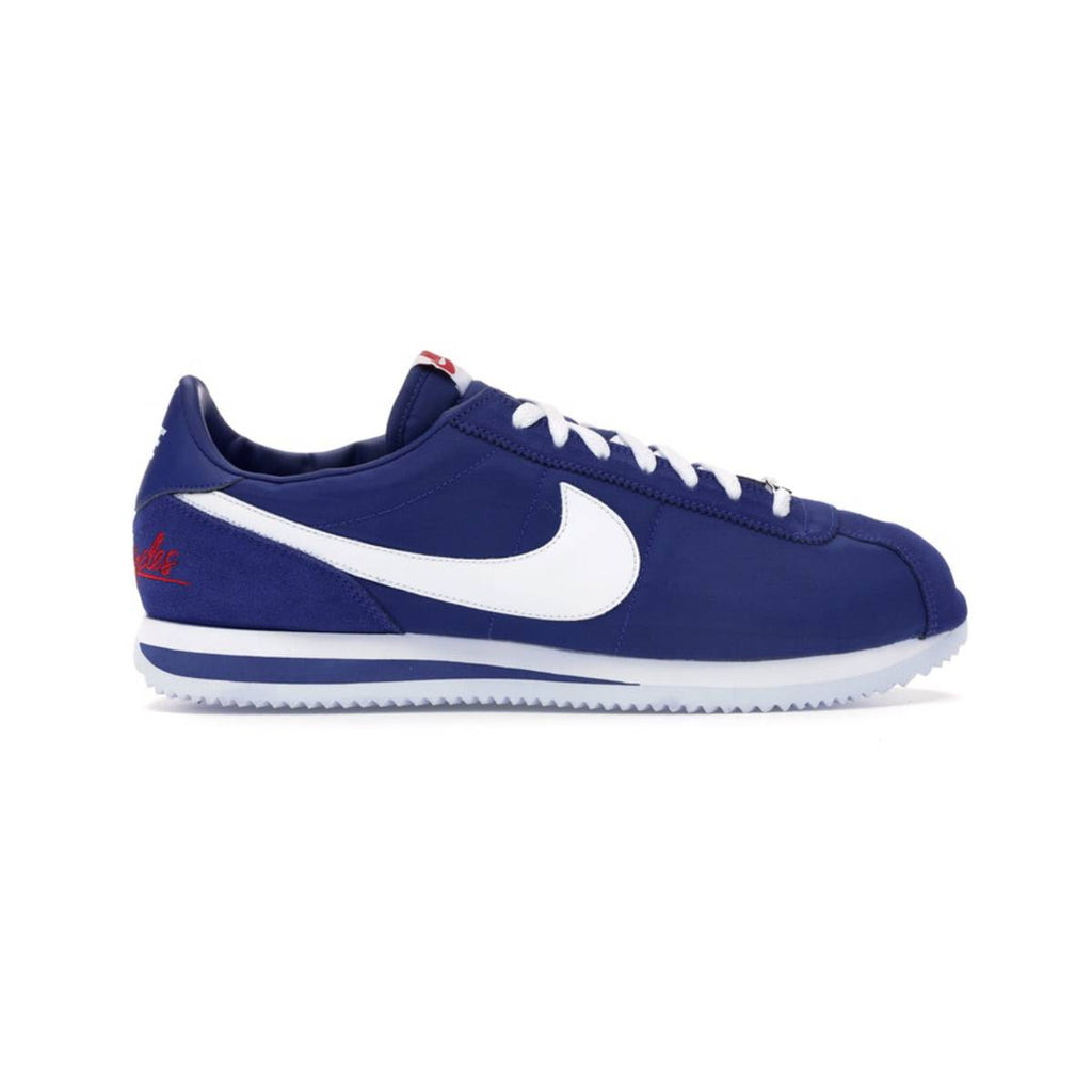 Nike Men's Cortez Basic Los Angeles Deep Royal Blue White CI9873-400