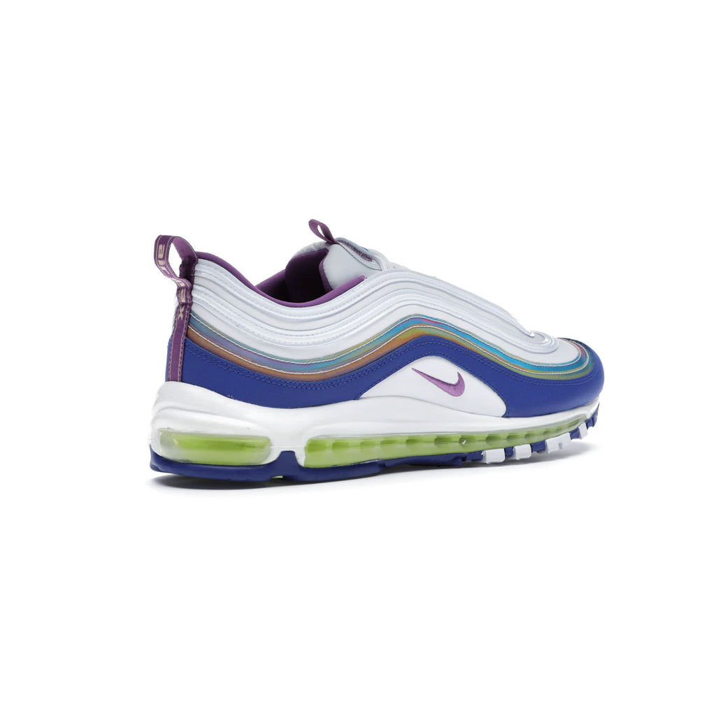 Nike Men's Air Max 97 QS Easter (2020) White Purple - KickzStore
